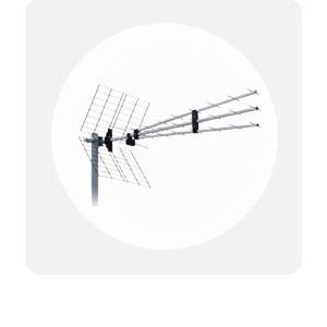 DVB-T Vanjske antene