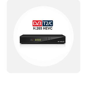Prijemnici DVB-T2/C