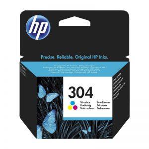 HP 304 tri-color