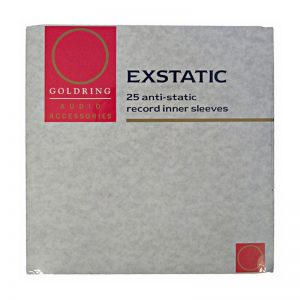 Goldring exstatic vinyl etui