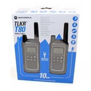 MOTOROLA WALKY TALKY TLKR-T80