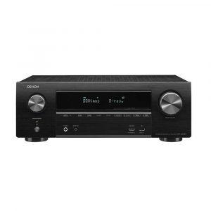 DENON AVR X 1600H BLACK