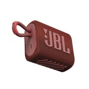 JBL GO 3 CRVENI