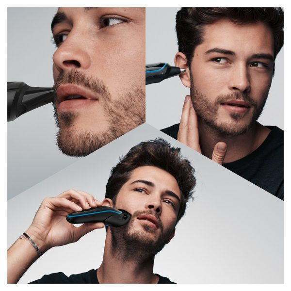 Braun MGK 5280 trimer bradašišač 9u1