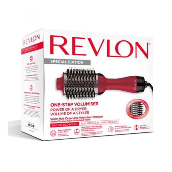 REVLON SALON 2U1 TITANIUM