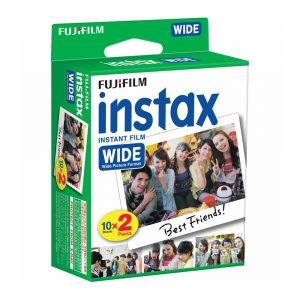 Fuji instax wide film