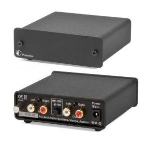 Pro-Ject phono box mm-mc