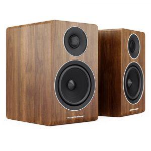 Acoustic Energy AE300 walnut