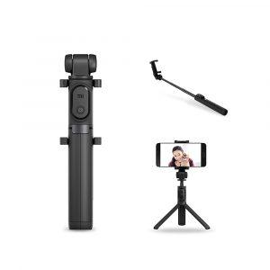 Mi selfie stick tripod black