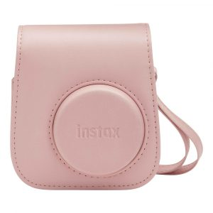 Fujifilm blush pink case bag instax mini