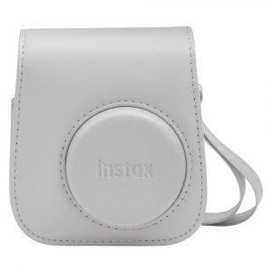 Fujifilm ice white case bag instax mini