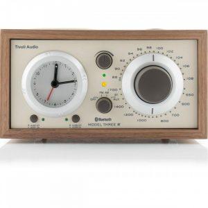 Tivoli Audio Model Three BT - Walnut Beige