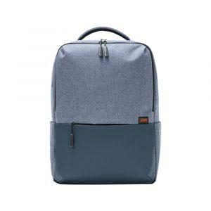 Mi commuter backpack light blue
