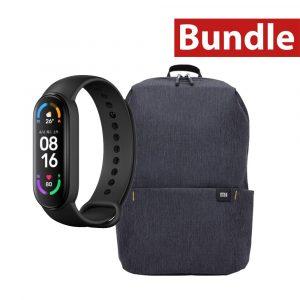 mi bundle casual daypack + band 6